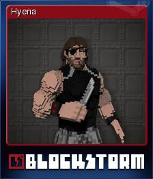 Blockstorm Card 2