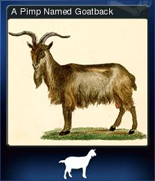 Goat Simulator Card 2