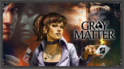 Gray Matter Artwork 3