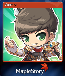MapleStory Card 4