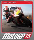 MotoGP 15 Foil 1