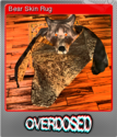 Overdosed - A Trip To Hell Foil 3