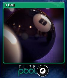 Pure Pool Card 6