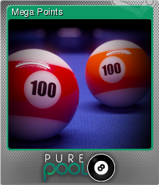Pure Pool Foil 7