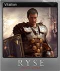 Ryse Son of Rome Foil 11