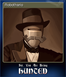 Sir You Are Being Hunted Card 3
