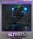 Slybots Frantic Zone Foil 4