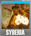 Syberia Foil 3