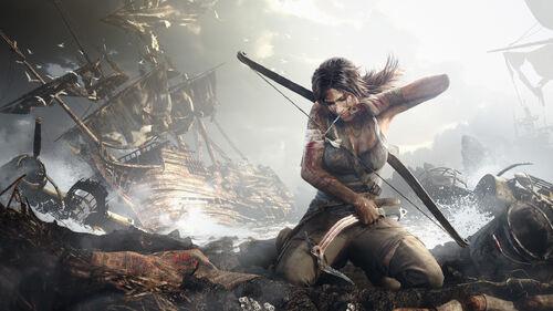 Tomb Raider Artwork 7