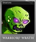 Warriors' Wrath Foil 6