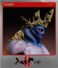 Zeno Clash 2 Foil 4