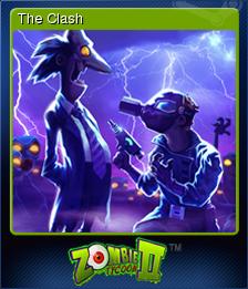 Zombie Tycoon 2 Brainhov's Revenge Card 7