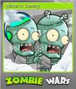 Zombie Wars Invasion Foil 5