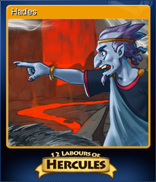 12 Labours of Hercules Card 3