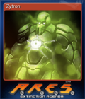 A.R.E.S. Extinction Agenda Card 6