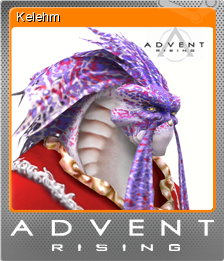 Advent Rising Foil 08