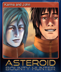 Asteroid Bounty Hunter Card 4