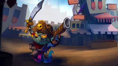 Awesomenauts Artwork 8