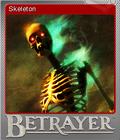 Betrayer Foil 6
