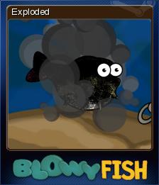 Blowy Fish Card 4