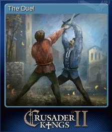 Crusader Kings II Card 2