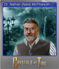 Crystals of Time Foil 1