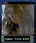 Cyber City 2157 The Visual Novel Card 01