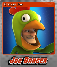 Joe Danger Foil 3
