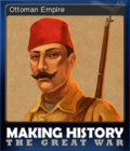 Making History The Great War Card 7