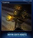 Mayan Death Robots Card 4