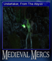 Medieval Mercs Card 5