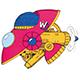 Mega Man Legacy Collection Badge 2