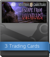 Mystery Case Files Escape from Ravenhearst Booster Pack
