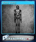 Paranormal Card 7
