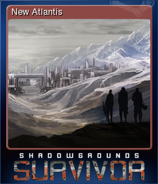 Shadowgrounds Survivor Card 8