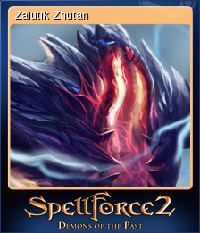 SpellForce 2 - Demons of the Past Card 8