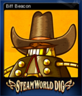 SteamWorld Dig Card 5