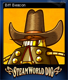 SteamWorld Dig Card 5