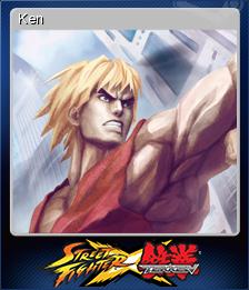 Street Fighter X Tekken Card 6