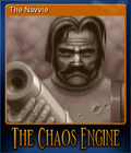 The Chaos Engine Card 4