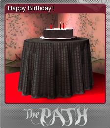 The Path Foil 3
