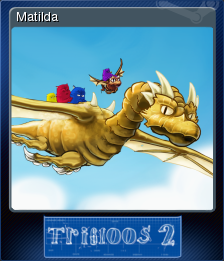 Tribloos 2 Card 3