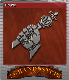 7 Grand Steps Foil 4