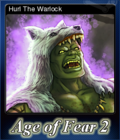 Age of Fear 2 The Chaos Lord Card 5