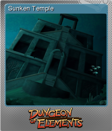Dungeon of Elements Foil 4