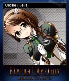 Eternal Destiny Card 4