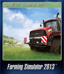 Farming Simulator 2013 Card 6
