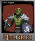 Heldric The legend of the shoemaker Foil 2