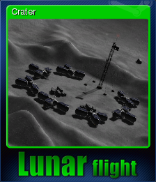 Lunar Flight Card 1