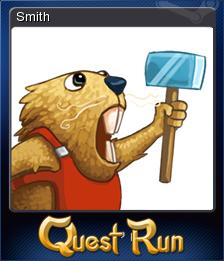 Quest Run Card 11
